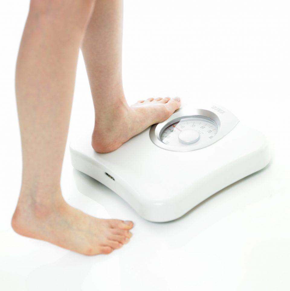 体重増加・体重減少・健康管理・体重計